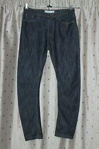 "Republic White Label Men's Jeans ~ 33.5"" Waist ~ 32"" Leg"