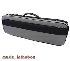 New Model / Nice Pro. 4/4 Enhanced Structure Foamed Violin Case +Free string set