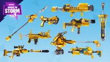 Fortnite Save the World Guns Hydra PL106 Hydraulic Bundle Weapons UPGRADED 4.99!