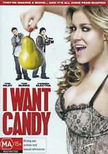 I Want Candy - Comedy / Adventure / Sex References - Carmen Electra - NEW DVD