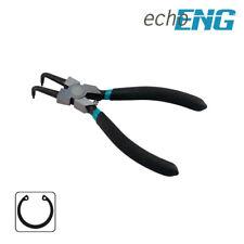 Pinze per seeger anelli elastici becchi piegati per interni 152 mm - UM 30 P001