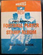 1964 Wheaties NFL pro bowl Stamp Album complete in mint state (#417f)