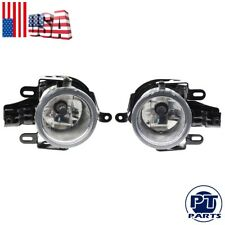 One Pair Of Fog Lights - Clear Driving Lamps for Pajero / Montero 2003 - 2006