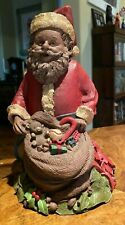 Santa Iii - 1984 Tom Clark Gnome Figurine Edition #32 Retired - A Jolly Old Elf!