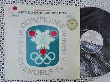 BONDON: Suite BOUTRY Marche SAMARA Hymne > Bondon Dondeyne / Erato F stereo LP