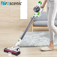 Proscenic P9 Stick Vacuum Cleaner Bagless Cordless Handheld Recharge Cyclon New