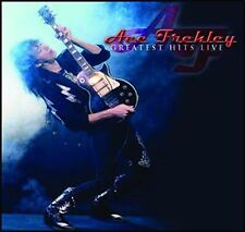 ACE FREHLEY (GREATEST HITS LIVE - CD SEALED + FREE POST)