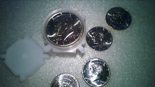 2017-P&D  Kennedy Half-Dollars Mixed Tube Roll 20 coins