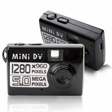 4GB MINI HD BILDER VIDEO KAMERA VERSTECKTE SPY 5MP 960P MICRO SD bis 32GB - A1