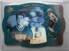 1996-97 SPx Teemu Selanne Card 2 Hologram Very Cool!!