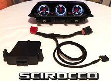 Wiring for VW Scirocco facelift gauges Retrofit
