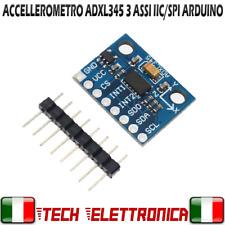 ADXL345 Accelerometro digitale 3 assi 3 Axis ADXL345 Accelerometer Arduino