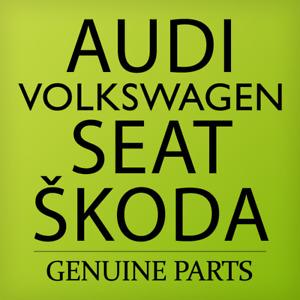 Genuine VW AUDI SKODA Fabia Hose Clip x10 pcs N10582901