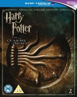 Harry Potter And The Chamber Of Segreti Blu-Ray Nuovo (1000596896)