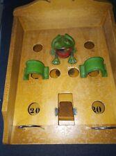 jeu de la grenouille 10 trous