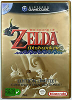 The Legend of Zelda Wind waker - Jeu Edition limitée Gamecube CIB /TBE - PAL FR