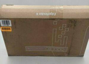 Good Ubiquiti EdgeRouter 4 ER-4 4-Port Gigabit Ethernet Router -AW1884