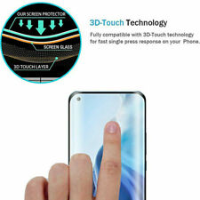 For Xiaomi Mi 11/11 Pro/11 Ultra Curved Tempered Glass Screen Protector 9H