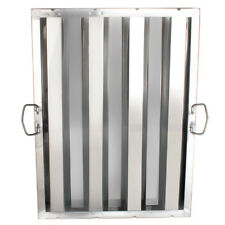 "Thunder Group Slhf1625 25"" H x 16"" W Stainless Steel Hood Filter"