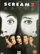 Scream 2 1997 Neve Campbell Courteney Cox Jerry O'Connell