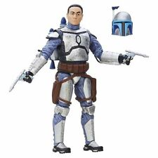 "Star Wars Hasbro Black Series E7 Force Awakens 6"" W1 #15 Jango Fett UK"