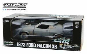 1:18 Mad Max V8 Interceptor weathered 1973 Ford Falcon XB Diecast Movie Car