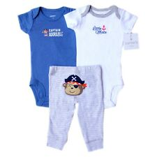 "Carter's 3-piece set, ""Captain Adorable"" (Pirate) – GBC-671, Size: 9 months"