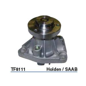 Tru-Flow Water Pump (Saleri Italy) TF8111 fits Saab 9000 3.0 24 V6 CD/CDE, 3....