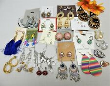 - Assorted Types For Pierced Ears Vintage To Now Fashion Earring Lot