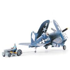 Tamiya 61085 Corsair F4u-1d Con Moto Tug 1:48 Avión Model Kit