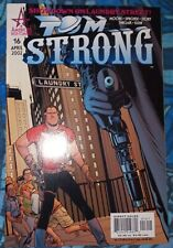 TOM STRONG #16 by Alan Moore: 2003 by America's Best Comics (WildStorm/DC)