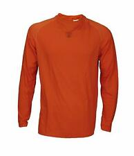 Reebok Nfl Equipment Men's Graphite Logo Boost Shirt, Orange