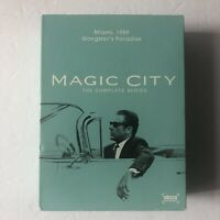Magic City: Seasons 1 and 2 (DVD, 2014, 6-Disc Set) Starz Original EUC