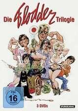 DIE FLODDER Box 1-3  EINE FAMILIE ZUM KNUTSCHEN Manhattan FLODDERS FOREVER 3 DVD