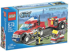 LEGO 7942 CITY FIRE OFF-ROAD FIRE RESCUE
