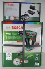 Bosch Uneo Maxx Akku-Bohrhammer mit Akku und Ladegerät 18V (0603952301)