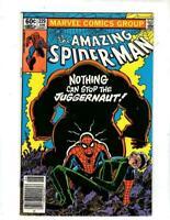 Amazing Spider-man #229, VF- 7.5, Juggernaut
