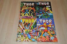 lot 4 Albums THOR recueils n°1 3 et 4 + n°15 - Flash Aredit DC Comics