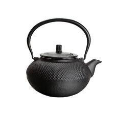 Asiatische Gusseisen Teekanne  inkl. Teesieb 1,5 Liter Tee Kanne