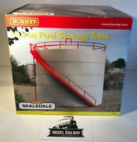 Hornby SKALEDALE - R9508 - MURCO FUEL STORAGE TANK - NEW BOXED - RARE
