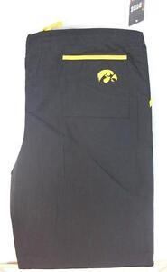 Iowa Hawkeyes Scrub Pants Bottoms Nurse Uniform Doctor Team Medical Wear RN Fan