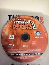 Rainbow Six Vegas 2 Ps3 Game Disk Only
