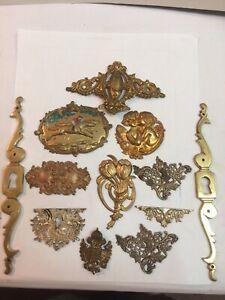 Vintage Brass Escutcheons & Trim