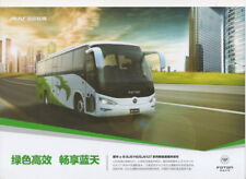 Beijing futian (foton) auv bj6116 & bj6127 bus (made in china) _ 2017 folleto