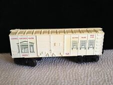 Lionel 1961 Savings Bank Box Car #6050
