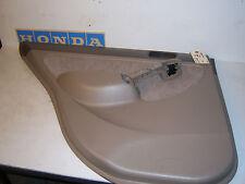 2002 Honda Civic EX auto 4 door rear driver left door panel tan