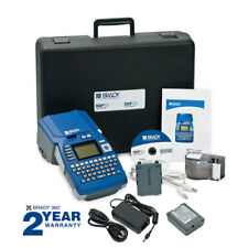Brady BMP51 Portable Label Maker, includes AC Adapter & Rechargeable Battery