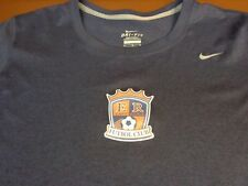 Nike Dri-Fit East Ridge Futbol Soccer Club Womens Medium T Tee Shirt E8