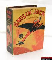 Vintage 1937 Smilin' Jack & the Stratosphere Ascent 1152 Whitman Big Little Book