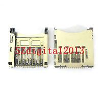 SD Memory Card Slot For Nikon D3200 D5200 D600 D610 Digital Camera Repair Part